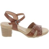 Cipők Női Szandálok / Saruk Porronet Sandale F12626 Marron Barna