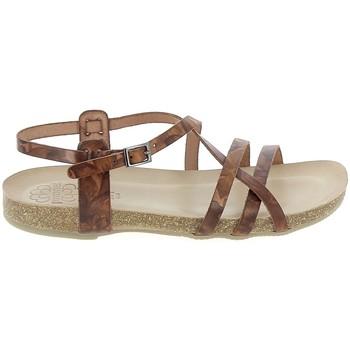 Cipők Női Szandálok / Saruk Porronet Sandale F12615 Marron Barna