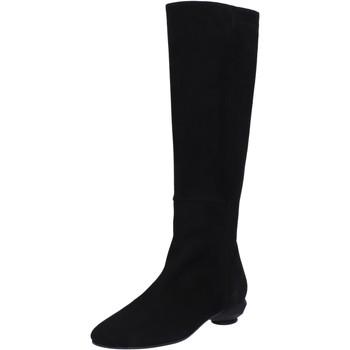 Cipők Női Városi csizmák Stephen Good Csizma BJ807 Fekete