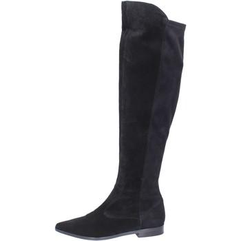 Cipők Női Combcsizmák Carmens Padova BJ811 Fekete