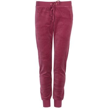 Ruhák Női Futónadrágok / Melegítők Juicy Couture  Piros