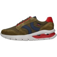 Cipők Férfi Rövid szárú edzőcipők CallagHan 45403 BROWN