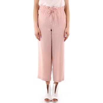 Ruhák Női Lenge nadrágok Marella GIADA PINK