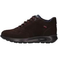 Cipők Férfi Rövid szárú edzőcipők CallagHan 42604 BROWN