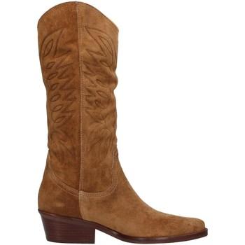 Cipők Női Városi csizmák Dakota Boots DKT67 BROWN