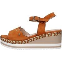 Cipők Női Szandálok / Saruk Melluso R70740 BEIGE