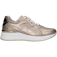 Cipők Női Rövid szárú edzőcipők NeroGiardini E010507D PINK
