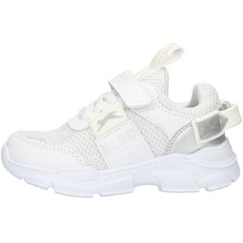 Cipők Lány Rövid szárú edzőcipők Balducci BS2241 White
