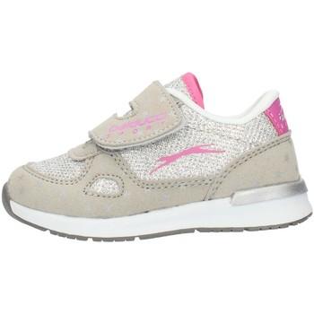 Cipők Lány Rövid szárú edzőcipők Balducci BS2562 Grey