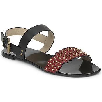 Cipők Női Szandálok / Saruk Etro SANDALE 3743 Fekete