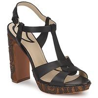 Cipők Női Szandálok / Saruk Etro NU-PIEDS 3763 Fekete
