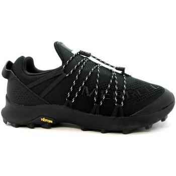 Cipők Férfi Rövid szárú edzőcipők Merrell Long Sky Sewn Fekete