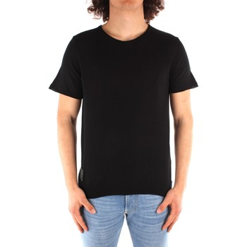 Ruhák Férfi Rövid ujjú pólók Blauer 21SBLUM01319 BLACK