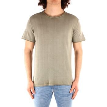 Ruhák Férfi Rövid ujjú pólók Blauer 21SBLUM01319 GREEN
