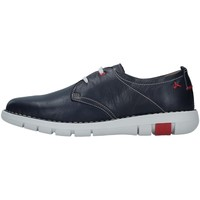 Cipők Férfi Oxford cipők Melluso U41000 BLUE