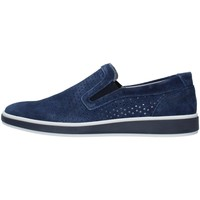 Cipők Férfi Belebújós cipők IgI&CO 7114200 BLUE