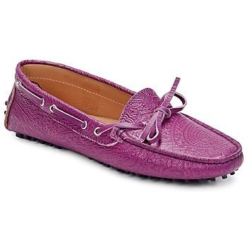 Cipők Női Mokkaszínek Etro MOCASSIN 3773 Violet