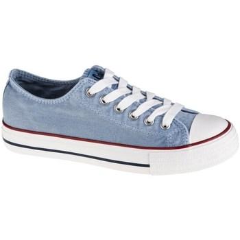 Cipők Női Rövid szárú edzőcipők Lee Cooper LCW21310308L Kék