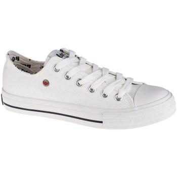 Cipők Női Rövid szárú edzőcipők Lee Cooper LCW21310091L Fehér