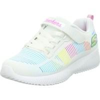 Cipők Gyerek Rövid szárú edzőcipők Skechers Fresh Delight Fehér