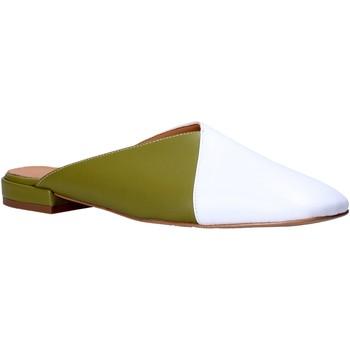 Cipők Női Klumpák Grace Shoes 866003 Fehér