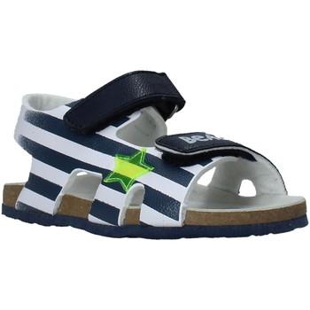 Cipők Gyerek Szandálok / Saruk Chicco 01065374000000 Kék