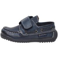 Cipők Gyerek Oxford cipők Naturino 2013091 01 Kék