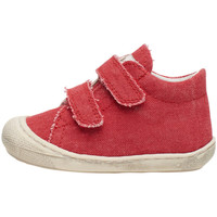 Cipők Gyerek Magas szárú edzőcipők Naturino 2012904 54 Piros