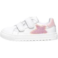 Cipők Gyerek Divat edzőcipők Naturino 2015163 01 Fehér