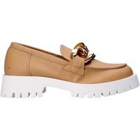 Cipők Női Mokkaszínek Grace Shoes 631018 Bézs