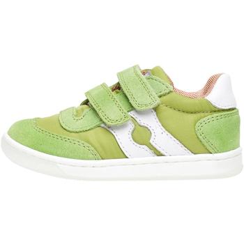 Cipők Gyerek Rövid szárú edzőcipők Falcotto 2014666 01 Zöld