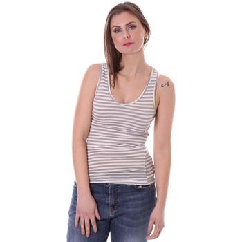 Ruhák Női Trikók / Ujjatlan pólók Vicolo FK0013 Szürke