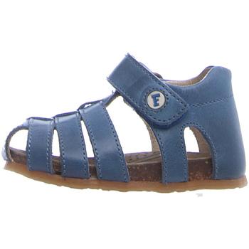 Cipők Gyerek Szandálok / Saruk Falcotto 1500736 01 Kék