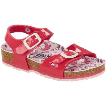 Cipők Gyerek Szandálok / Saruk Birkenstock 1018862 Rózsaszín