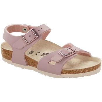 Cipők Gyerek Szandálok / Saruk Birkenstock 1019114 Rózsaszín