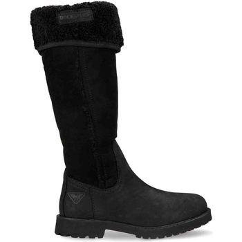 Cipők Női Csizmák Docksteps DSW103101 Fekete