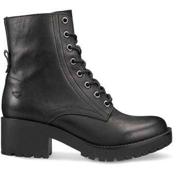 Cipők Női Csizmák Docksteps DSW106100 Fekete