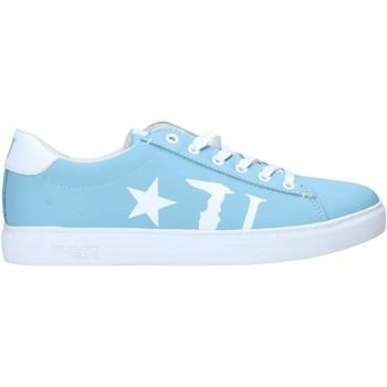 Cipők Női Divat edzőcipők Trussardi 79A00308 Kék