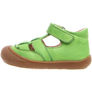 Cipők Gyerek Szandálok / Saruk Naturino 2013292 01 Zöld
