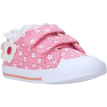 Cipők Gyerek Divat edzőcipők Chicco 01065684000000 Rózsaszín