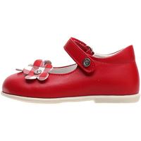 Cipők Gyerek Balerina cipők  Naturino 2015004 01 Piros