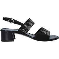 Cipők Női Szandálok / Saruk Melluso 03129X Fekete