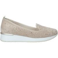 Cipők Női Belebújós cipők Melluso HR20021 Bézs