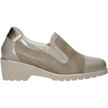 Cipők Női Belebújós cipők Melluso R30721 Bézs