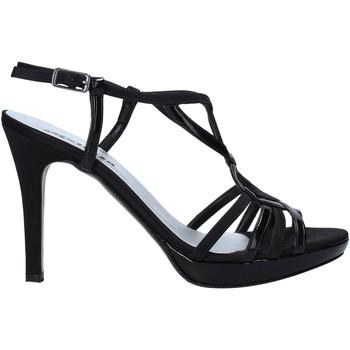Cipők Női Szandálok / Saruk Melluso HJ428 Fekete