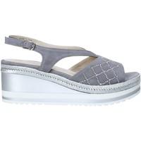Cipők Női Szandálok / Saruk Melluso HR70734 Szürke