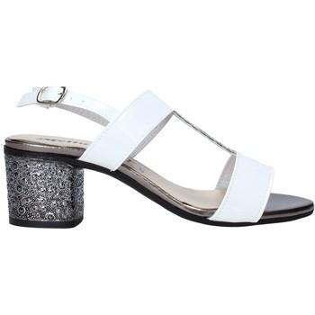 Cipők Női Szandálok / Saruk Melluso H037095 Fehér