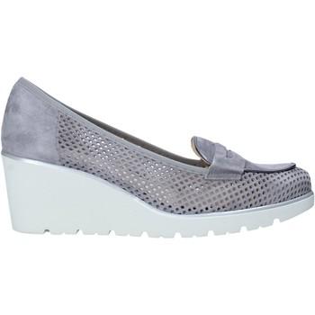 Cipők Női Belebújós cipők Melluso HR20509 Szürke