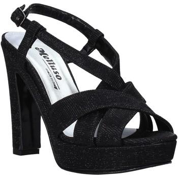 Cipők Női Szandálok / Saruk Melluso HJ440 Fekete