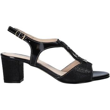 Cipők Női Szandálok / Saruk Melluso HK95360 Fekete